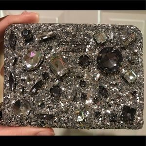 Kate Spade Silver Multi Dani Brighton Lane wallet